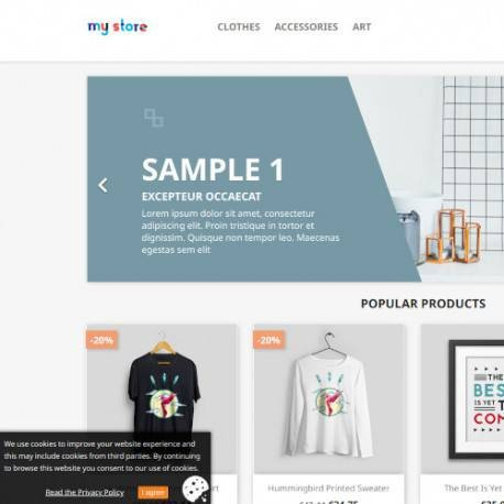 """Website Check Service"" Pack"